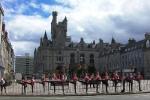 Aberdeen şehir merkezi